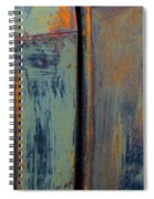 For The Love Of Rust IIi Spiral Notebook