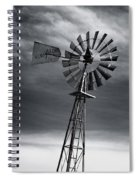 Forboding Skies Spiral Notebook
