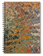 Forces Of Nature - Abstract Art Spiral Notebook