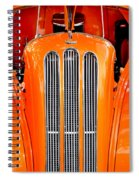 Ford Anglia Classic Spiral Notebook