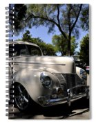 Ford Deluxe Spiral Notebook