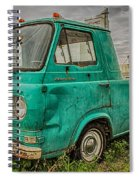 Ford Econoline Pickup Spiral Notebook