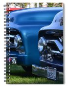 Ford F-100s Spiral Notebook