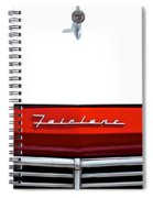 Ford Fairlane Spiral Notebook