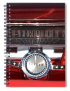 Ford Falcon Dash Spiral Notebook