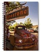 Ford Fever Spiral Notebook