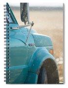 Ford Grain Truck Spiral Notebook