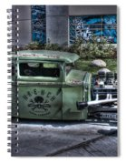 Ford Hot Rod Spiral Notebook