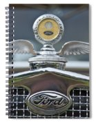 Ford Spiral Notebook