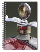 Ford Modell T Ornament Spiral Notebook