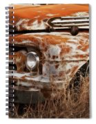 Ford Old School Bus Spiral Notebook