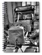 Ford Parts Spiral Notebook