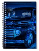 Ford Pickup Spiral Notebook