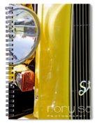 Ford Roadster - 1932 Spiral Notebook