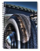 Ford Street Rod Spiral Notebook