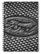 Ford Tough Spiral Notebook