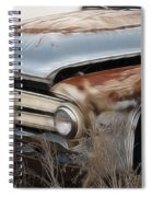 Ford Truck Old F350 Spiral Notebook