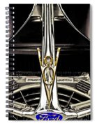 Ford V8 Spiral Notebook
