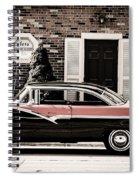 Ford Ventura 2 Spiral Notebook