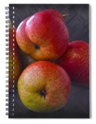 Forelle Pears Spiral Notebook