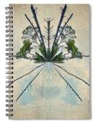 Forest Bouquet Wee Planet Spiral Notebook