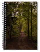 Forest Entry Spiral Notebook