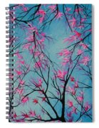 Forest Fantasy Spiral Notebook