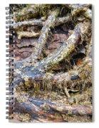 Forest Fingers Spiral Notebook