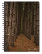Forest Soldiers... Spiral Notebook