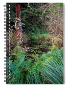 Forest Wetlands II Spiral Notebook