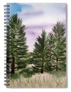 Forest's Edge Spiral Notebook