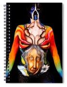 Forever Blooming Spiral Notebook