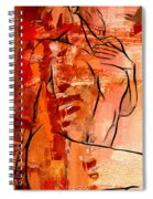 Forever In Love Spiral Notebook