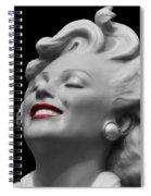 Forever Marilyn Spiral Notebook