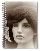 Forever Young Two Spiral Notebook