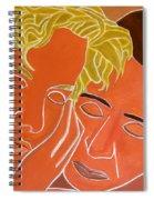 Forgiveness Spiral Notebook