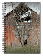 Forgotten By Time Spiral Notebook