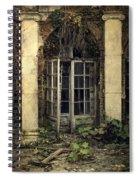 Forgotten Chamber Spiral Notebook