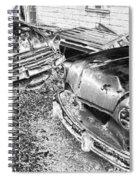 Forgotten Classics Spiral Notebook