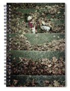 Forgotten Doll Spiral Notebook