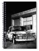 Forgotten Ford Spiral Notebook