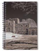 Forgotten Fort Williams Spiral Notebook