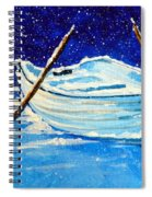 Forgotten Rowboat Spiral Notebook