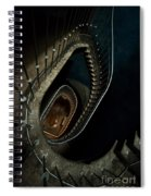 Forgotten Spiral Notebook