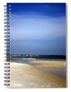Forida Beach Spiral Notebook