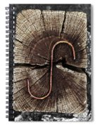 Form And Function 5 Spiral Notebook