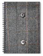 Formal Jacket Spiral Notebook