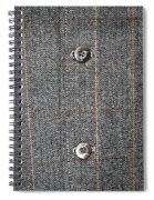 Formal Jacket Spiral Notebook