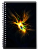 Formation Of A Thought... Spiral Notebook