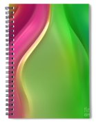 Formes Lascives - 432 Spiral Notebook